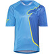 Alpinestars Sierra Bike Jersey Shortsleeve Men blue